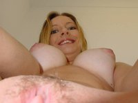 Andreas Perky Tits And Smooth Pussy