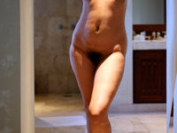 My Wifes First Nude Photo Session