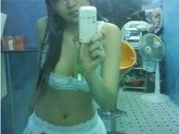 Asian teen self pics