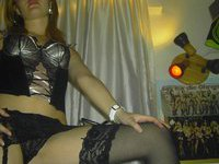 Cute amateur wife playing with sex toys