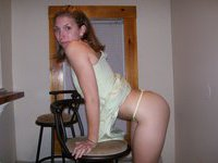 Real amateur couple share private pics