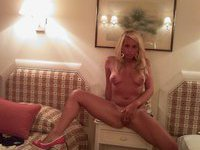 VERY hot amateur blonde babe from LA