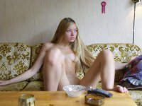 Young Russian Amateur Teen