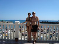 Real amateur couple homemade private pics