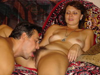 Russian amteur wife fucking with her hubby
