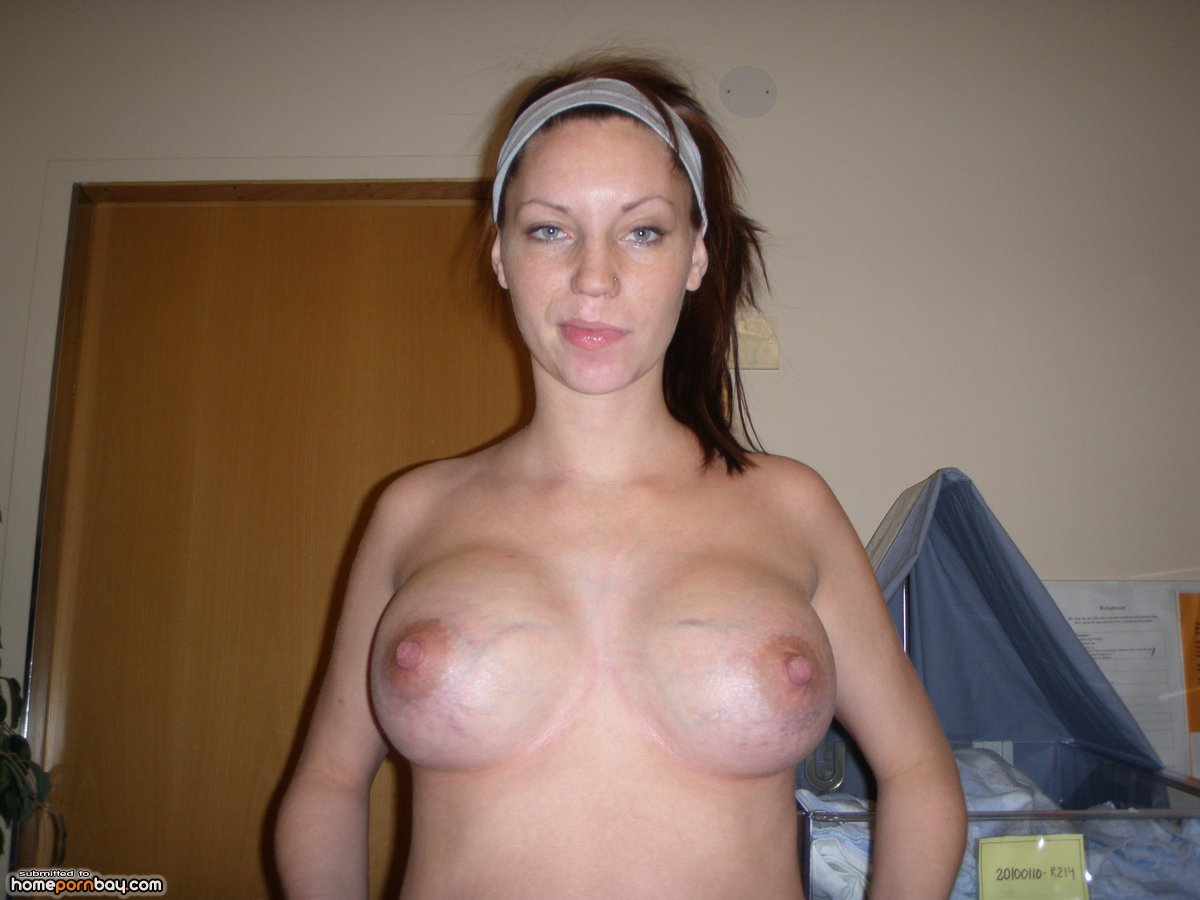 Big milky titties nude