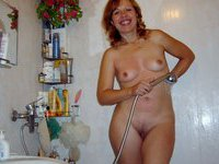 Russian exhib wife