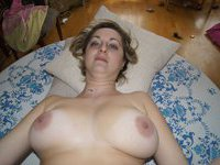 busty French housewife