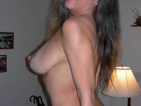 hot MILF with big tits