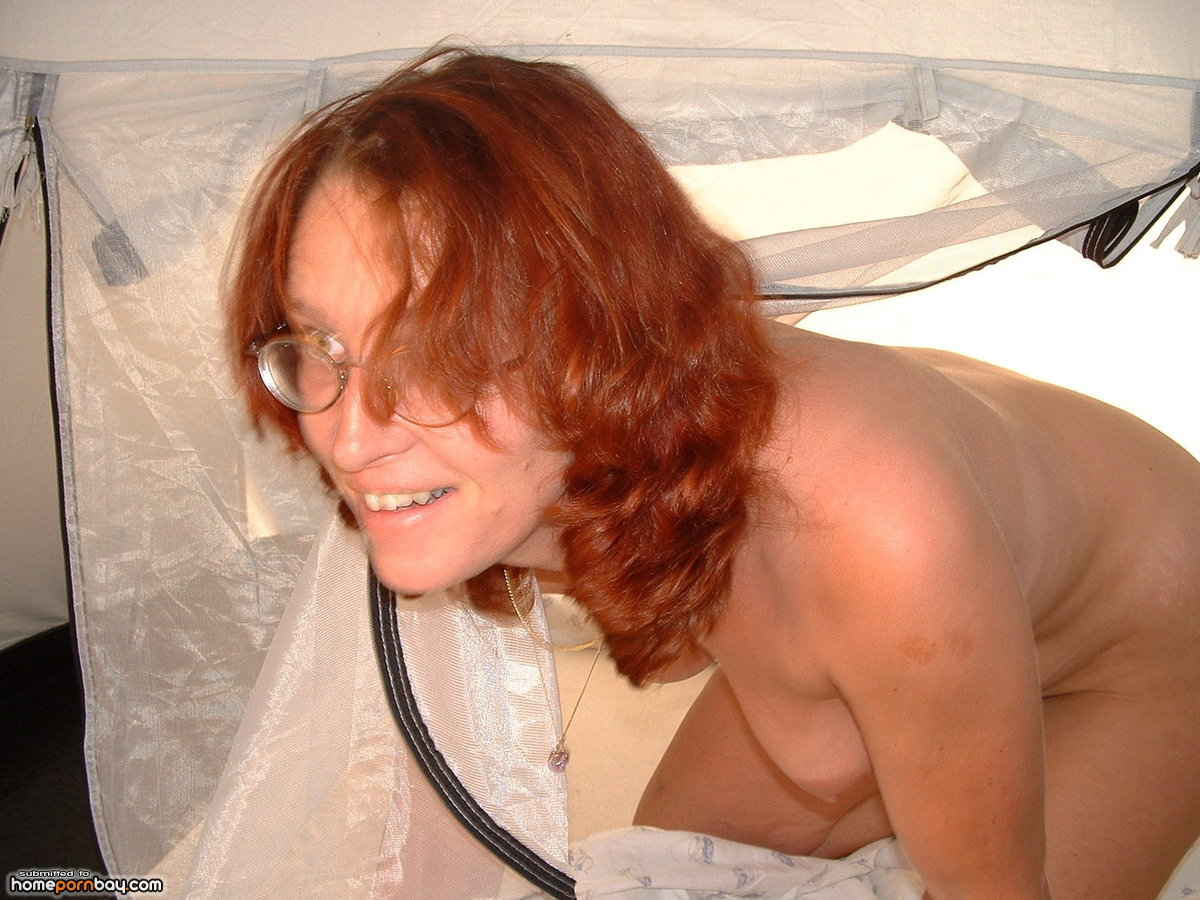 mature couple fuck at camping - mobile homemade porn sharing