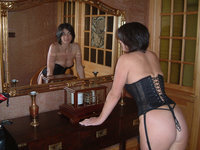 private holiday pics of horny Milf