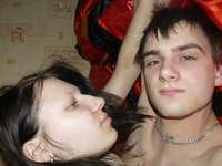 Russian couple homemade pics