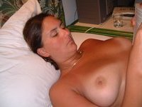 Sexlife of a busty amateur wife
