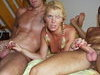 Coco blonde slut and exhibitionnist milf fucked by man