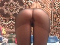 Russian amateur wife Marina