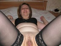 mature wife loves to play with his cock