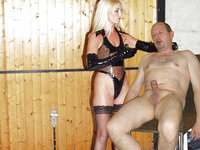 MEGAPOST Coco blonde mature slut Mixed caption anf fake hardcore and sex