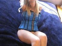 Nice amateur blonde babe pics collection