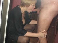 Mature blonde wife sexlife