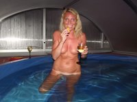 Czech blond wife exposed