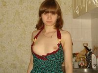 Russian amateur wife Ira pics collection