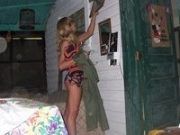 Sweet hot amateur party girl