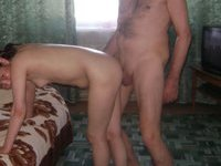 Russian amateur couple sexlife
