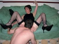 French swinger MILF sexlife