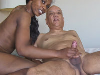 African Interracial Porn - 3