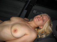 Nice amateur blonde GF