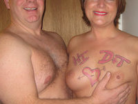 Mature couple from US