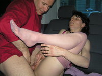 Mature mom from France
