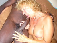 black cock for slutty mature wife