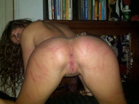 Submissive amateur wife