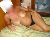Chubby blonde amateur solo girl
