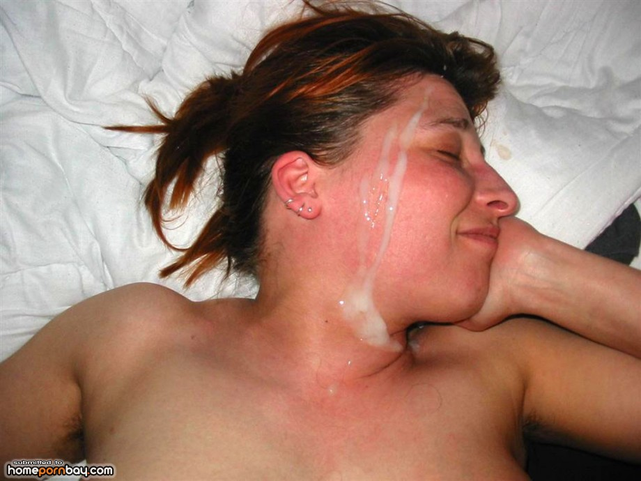 Homemade Amateur Cum Shot -