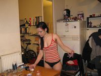 Horny amateur teen private pics
