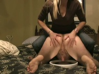 Female domination amateur video