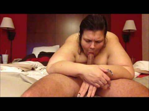 Play 'Fatty darling needs to gag on a dick'