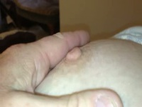 BBW babe with a hairy beaver