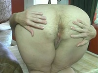 Here is my big round ass