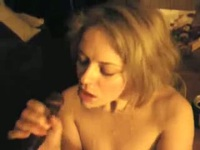 So pretty blonde ex-girlfriend surrender to his ex cock and accept this video