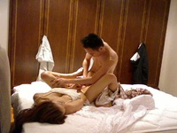Asian couple ready for some shagging