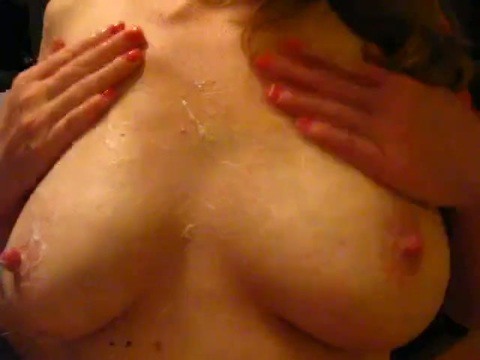 Play 'So pretty blindfold brunette ex-wife surrender to cock for restore the love'