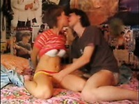 Teen couple filmed for truth or dare