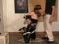 BDSM homemade action