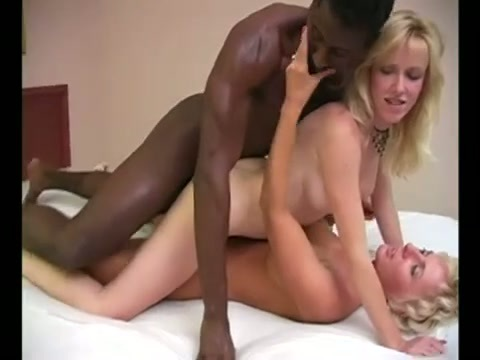 White slut 2 blacks