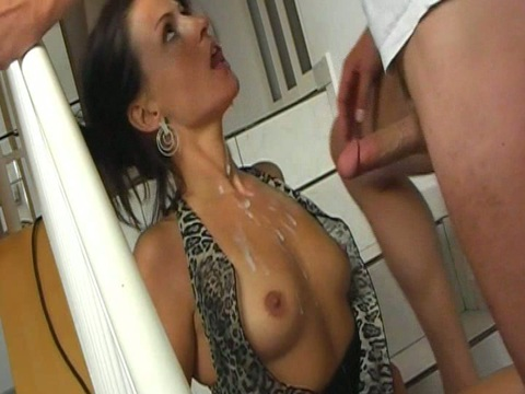 Milf Sex At Home - So pretty brunette milf wife make a great homemade sex fun video my friends  - Home Porn Bay