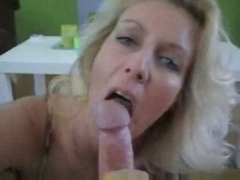 Play 'So pretty blonde milf wife make a hell of titjob,tity wank,titfuck and blowjob'