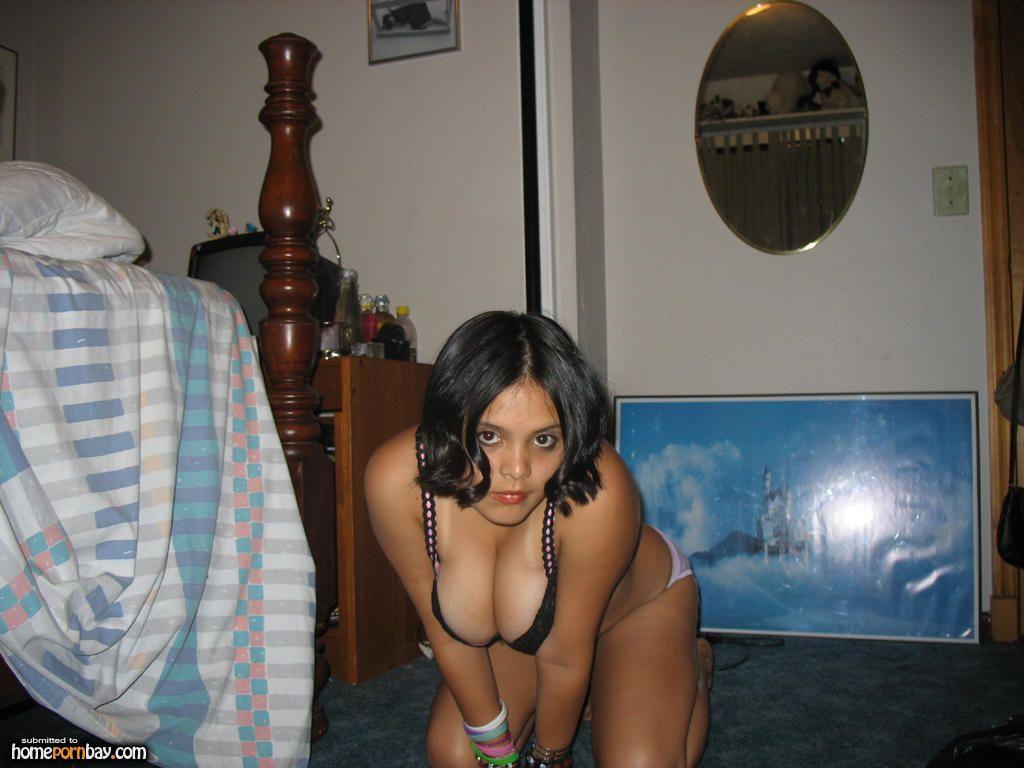 Latina goth tits